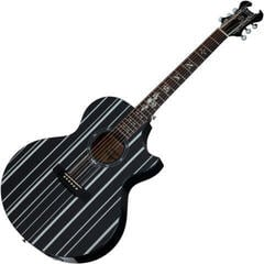 Schecter Synyster Gates 'SYN AC-GA SC' Acoustic Gloss Black