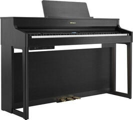 Roland HP 702 Charcoal Black Digital Piano