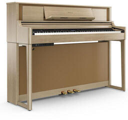 Roland LX705 Light Oak Digital Piano