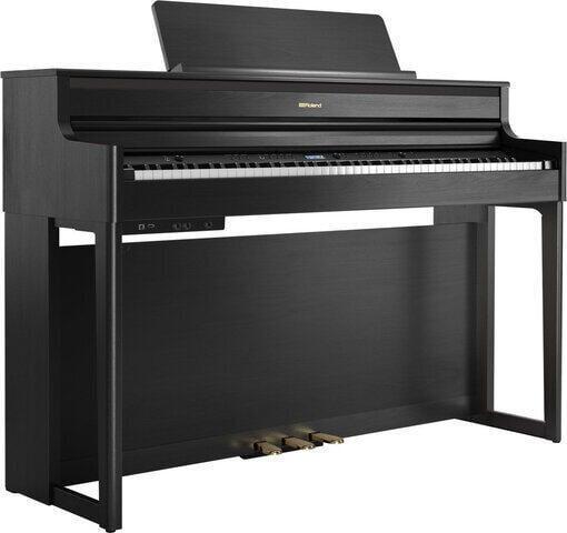 Roland HP 704 Charcoal Black