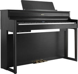 Roland HP 704 Charcoal Black Digital Piano