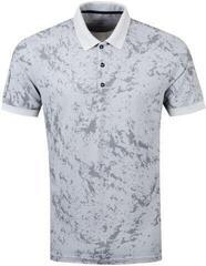 Galvin Green Mike Ventil8+ Mens Polo Shirt Cool Grey/Sharkskin M