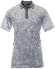 Galvin Green Morris Ventil8+ Mens Polo Shirt White/Cool Grey L