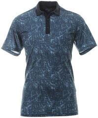 Galvin Green Morris Ventil8+ Mens Polo Shirt Navy/Dark Denim L