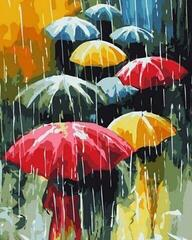 Gaira Colorful Umbrellas