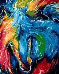 Gaira Farebný kôň M1534