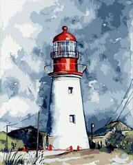 Gaira M991858TA 40 x 50 cm Lighthouse