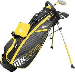 MKids Golf Lite Half Set Left Hand Yellow 45in - 115cm