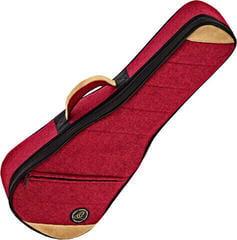 Ortega OSOCAUK-CC-BX Gigbag for ukulele Bordeaux Red