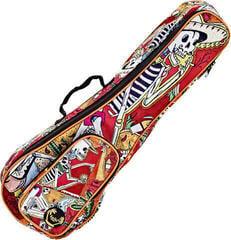 Ortega KUB-EM-CC Gigbag for ukulele El Muerto
