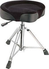 Konig & Meyer Drummer's Throne 14036 Black Velvet