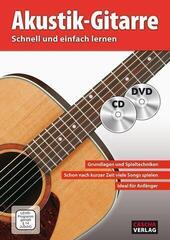 Cascha Acoustic Guitar - Fast and easy way to learn (with CD and DVD) Kotta