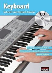 Cascha Keyboard - Fast and easy way to learn (with CD) Music Book