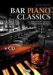 HAGE Musikverlag Bar Piano Classics (CD)