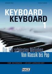 HAGE Musikverlag Keyboard Keyboard 1
