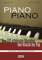 HAGE Musikverlag Piano Piano 1 Intermediate