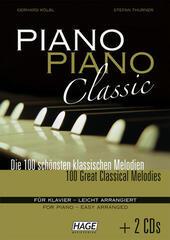 HAGE Musikverlag Piano Piano Classic (2x CD)