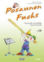 HAGE Musikverlag Trombone Fox Volume 1 with CD