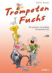 HAGE Musikverlag Trumpet Fox Volume 1 (incl. CD) German