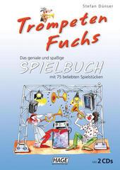 HAGE Musikverlag Trumpet Fox Songbook with 2 CDs German