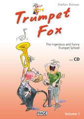 HAGE Musikverlag Trumpet Fox Volume 1 (CD)