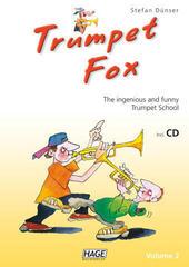 HAGE Musikverlag Trumpet Fox Volume 2 (CD)