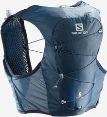 Salomon Active Skin 8 Set Blue/Dark Denim