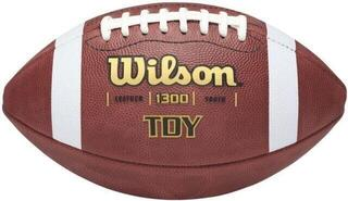 Wilson TDY Leather Football Youth