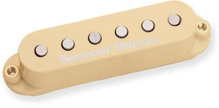 Seymour Duncan STK-6B Custom Stack Plus Strat Bridge/Strat Pickup Creme