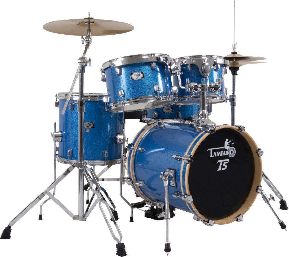 Tamburo T5S16 Blue Sparkle