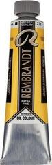 Rembrandt Oil Paint 40 ml Cadmium Yellow Medium