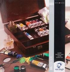 Van Gogh Oil Paint Inspiration Box