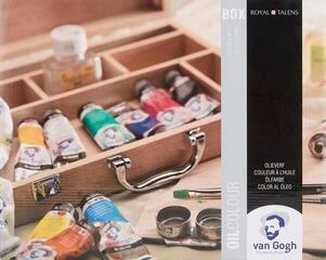 Van Gogh Oil Paint Basic Box