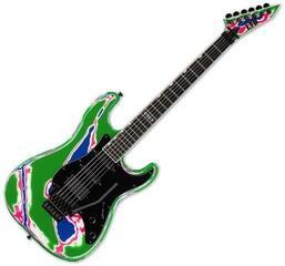 ESP LTD CULT 86 Limited Edition Multi-Swirl