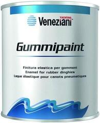 VENEZIANI Gummipaint Black 500ml