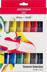 Amsterdam Standard Series Acrylics Set 12 x 20 ml