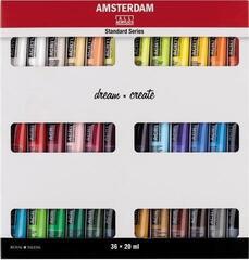 Amsterdam Standard Series Acrylics Set 36 x 20 ml