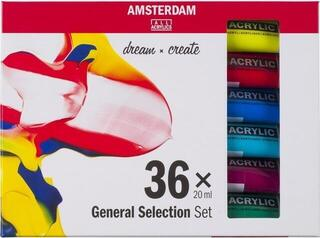 Amsterdam Acrylic Paint 20 ml Multi