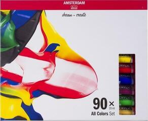Amsterdam Standard Series Acrylics Set 90 x 20 ml