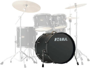 Tama IPB20E Imperialstar Blacked Out Black