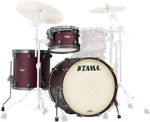 Tama MA30CMUS Starclassic Maple Flat Burgundy Metallic