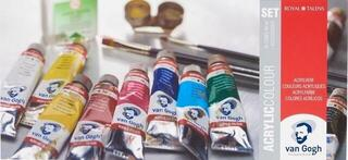 Van Gogh Acrylic Colour Advanced Set 10 x 40 ml