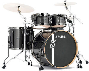 Tama MK42HLZBN Superstar Hyper‐Drive Maple Midnight Gold Sparkle