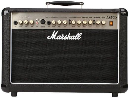 Marshall AS50D Black