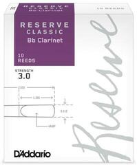 D'Addario-Woodwinds Reserve Classic 3 Bb clarinet
