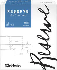D'Addario-Woodwinds Reserve 2.5 Bb clarinet