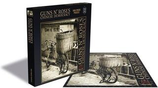 Guns N' Roses Chinese Democracy Puzzle