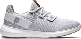 Footjoy Flex Coastal Womens Golf Shoes White/Grey