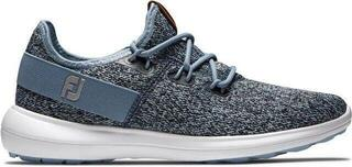 Footjoy Flex Coastal Womens Golf Shoes Blue/Black