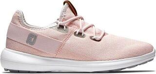 Footjoy Flex Coastal Womens Golf Shoes Pink/White
